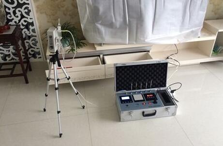 除甲醛室内空气治理检测有没有效