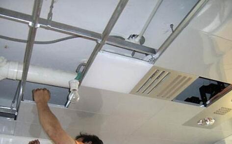 集成吊顶的灯要怎么安装需要注意什么?